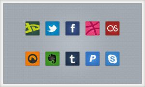 Social Media by givesnofuck
