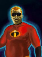 Mr Incredible by yescabrita