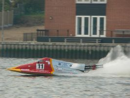 A vulgar display of powerboats by e-s-d