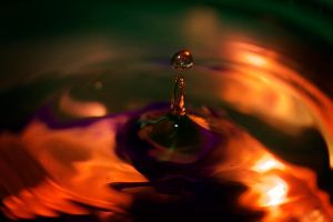 Water Droplet by AlexCarata