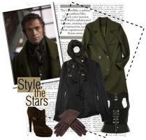 Les Miserables Collection - Jean Valjean by JA-BohoQuirks