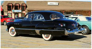 A Buick Super 8  Four Door Sedan by TheMan268