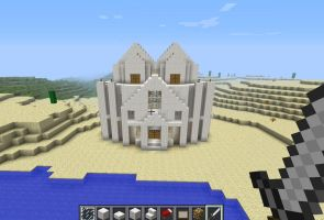My minecraft housssse XD by xRaggsokkenx