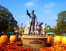 Walt and Mickey. by Shutter-Bug1
