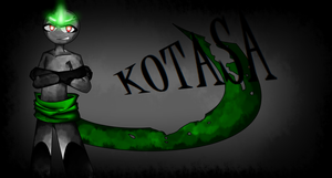 Kotasa - REQUESTED by carlodagunz by regluarshow220