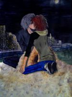 In the Night Together by xandir1lover