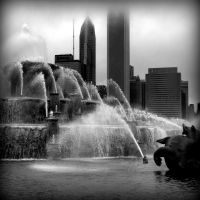 Chicago - Al Bundy Fountain by MichiLauke