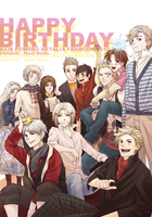 APH - Happy Birthday by yumehaka