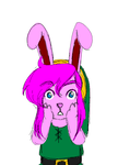 Bunny Link by stargazer-eyes