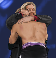 Edge n Christian by SweetDarkDream