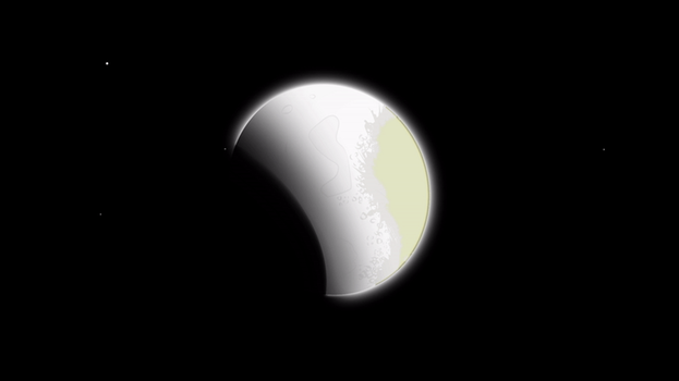 Iapetus Observation (GIF) by SilverFinish