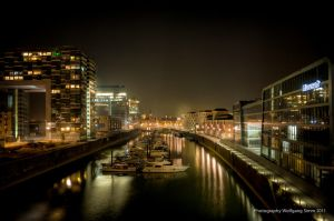 Cologne Harbour 3 by wulfman65