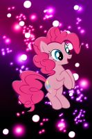 Pinkie Pie iPhone/iPod Wallpaper by Rubez2525