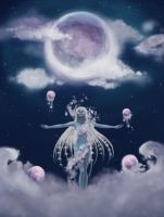 Queen of the Clouds by amaliadaniels
