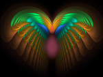Magic Wings by ianmacappin