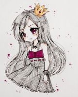 Queen by Lunacy-Hime