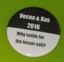 Vecna and Kas 2016 button by BlackUnicornWood