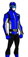 Blue buster by Nelson-Kataoka