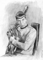 Simply Spock by Integral-st