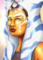 Ahsoka Tano by ark17