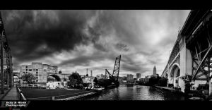 The Flats Pano by BillyRWebb