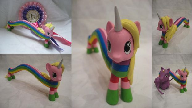 Lady Rainicorn by assassin-kitty