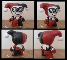 Munny Quinn by memorypalace
