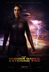 THG: Catching Fire - Poster by Nikola94