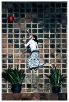 reaching... by jfarchaul