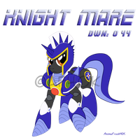 Knight Mare by AnimeFreak40K