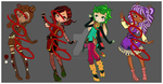 Ever After High Adopts (1/4 OPEN) (SALE) by Kinga-of-Queens