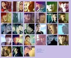 ICON SET : B1A4 by chazzief