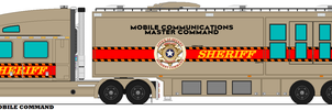 Cambridge County Sheriff Mobile Command by mcspyder1