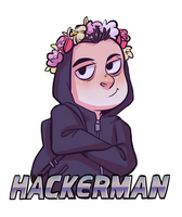 Hackerman by Lis-Alis