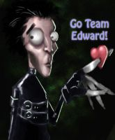 will the real Edward... by Thecosmicgoose