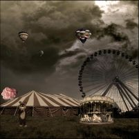 Circus by gothfiend