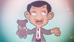 Mr Bean by IgorPosternak
