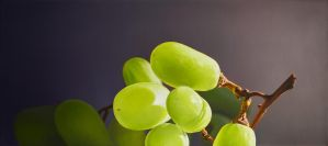 Grapes by christopheberle