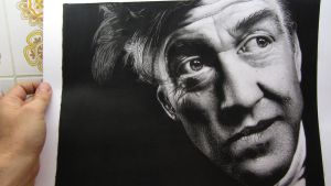 David Lynch - In my Hands by HyperionDreams