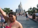 Cinderella's Castle And Me by ladyella190