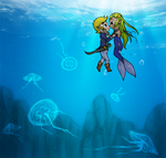 TeLink: Under Water contest by Icy-Snowflakes
