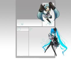 Miku Youtube BG by xOnigiri-Chan