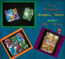 Juicy Jammer Bags by Gangrelhottie