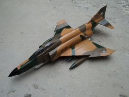 F-4 in advanced progress by DingoPatagonico