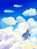 Clouds by Fahu