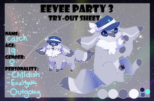 man did i ever say how much i love eevee by rookon