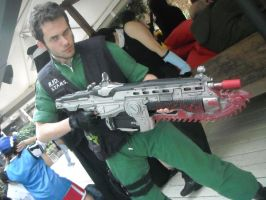 Special Weapon by Martin-Redfield