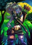 Woodland Elf Girl revised by Andante2