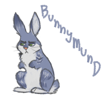 Bunnymund by FourDirtyPaws