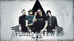 Avenged Sevenfold wallpaper by cannabis97